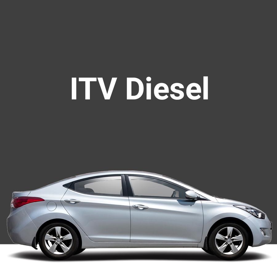 ITV Vehículos Diesel